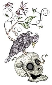 BIRDandSKULL